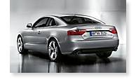 The Audi A5 - View 1