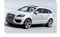 The Audi Q5 - View 1