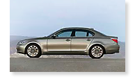 The BMW 5-Series - View 1