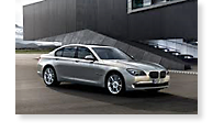 The BMW 7-Series - View 1