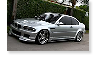 The BMW M3 - View 1