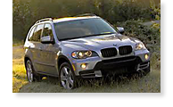 The BMW X5 - View 1