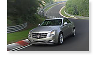 The Cadillac CTS - View 1