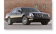 The Cadillac DTS - View 1