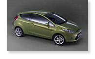The Ford Fiesta - View 1