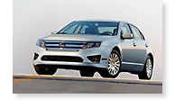 The Ford Fusion - View 1