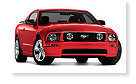 The Ford Mustang - View 1