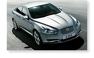 The Jaguar XF - View 1