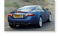 The Jaguar XK - View 1