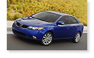 The Kia Forte - View 1