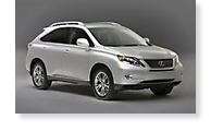 The Lexus RX - View 1