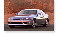 The Lexus SC - View 1