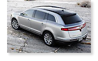 The Lincoln MKT - View 1