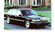 The Lincoln Town Car - View 1
