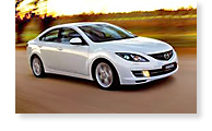 The Mazda 6 - View 1