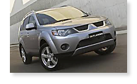 The Mitsubishi Outlander - View 1