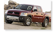 The Mitsubishi Raider - View 1
