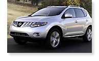 The Nissan Murano - View 1