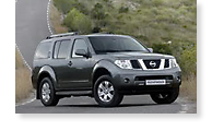 The Nissan Pathfinder - View 1
