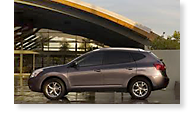 The Nissan Rogue - View 1