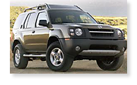 The Nissan Xterra - View 1