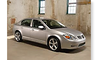 The Pontiac G5 - View 1