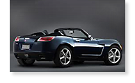 The Saturn Sky - View 1