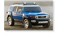 The Toyota FJ Cruiser - View 1