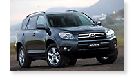 The Toyota RAV4 - View 1