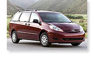 The Toyota Sienna - View 1