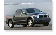 The Toyota Tundra - View 1