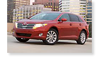 The Toyota Venza - View 1