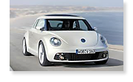 The Volkswagen Beetle - View 1
