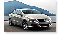 The Volkswagen CC - View 1