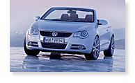 The Volkswagen Eos - View 1