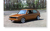 The Volkswagen Rabbit - View 1