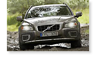 The Volvo XC Series - View 1