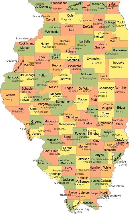Illinois State Minimum Car Insurance Liability